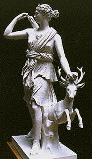 Fell to roman rule they saw that the attributes of the greek goddess